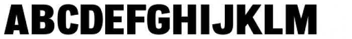 Atiga Black Font UPPERCASE