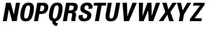 Atiga Bold Italic Font UPPERCASE