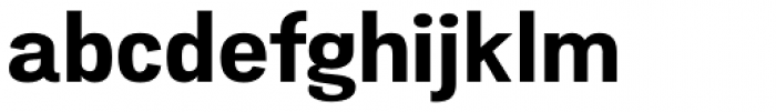 Atiga Bold Font LOWERCASE