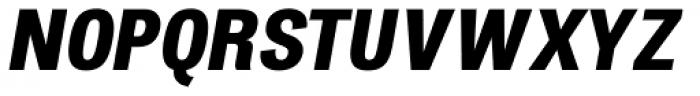 Atiga Extra Bold Italic Font UPPERCASE