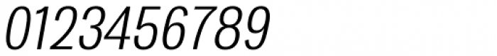 Atiga Italic Font OTHER CHARS