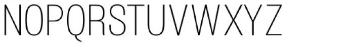 Atiga Light Font UPPERCASE