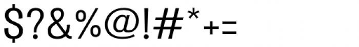 Atiga Medium Font OTHER CHARS