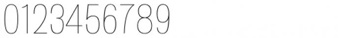 Atiga Thin Font OTHER CHARS
