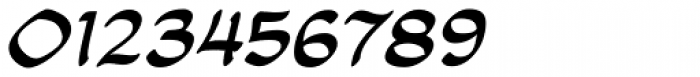 Atland BB Italic Font OTHER CHARS