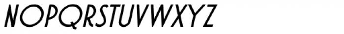 Atlantic Cruise Italic Font LOWERCASE