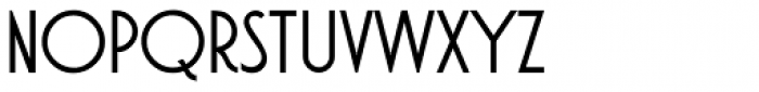 Atlantic Cruise Line Font UPPERCASE