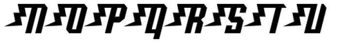 Atomgeek Font UPPERCASE