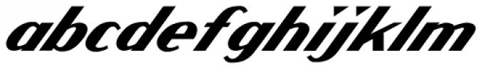 Atomic Wedgie Font LOWERCASE