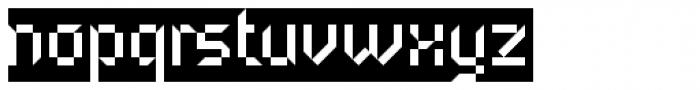 Atoxina Font UPPERCASE