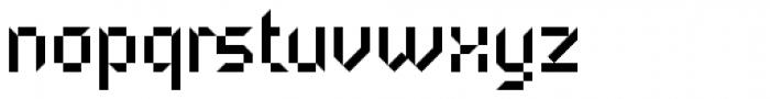 Atoxina Font LOWERCASE