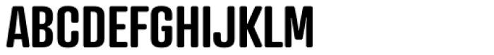 Atrament SemiBold Font UPPERCASE