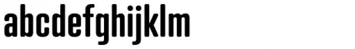 Atrament SemiBold Font LOWERCASE