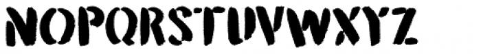 Attention Seeker Regular Font LOWERCASE