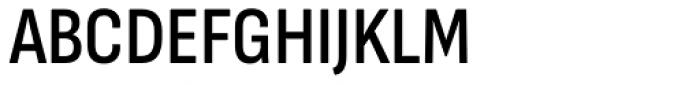 Attractive Cond Semi Bold Font UPPERCASE