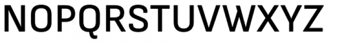 Attractive Semi Bold Font UPPERCASE
