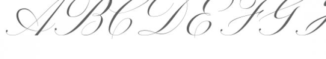Athena Font UPPERCASE