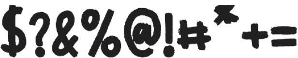 AUDACIOUS GRACE BOLD otf (700) Font OTHER CHARS