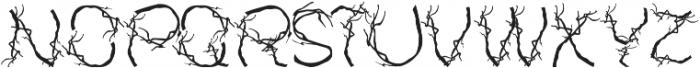 AUTUMN ttf (400) Font UPPERCASE