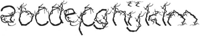 AUTUMN ttf (400) Font LOWERCASE