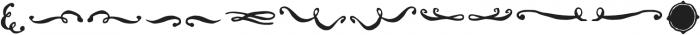 Auburn Extras otf (400) Font LOWERCASE
