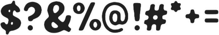 Audacity Sans otf (400) Font OTHER CHARS