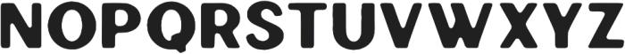 Audacity Sans otf (400) Font UPPERCASE