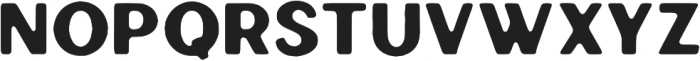 Audacity Sans otf (400) Font LOWERCASE