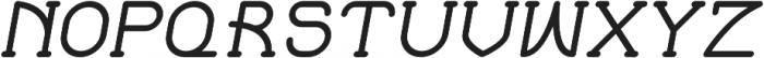 Audie otf (400) Font UPPERCASE