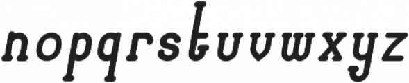 Audie otf (400) Font LOWERCASE