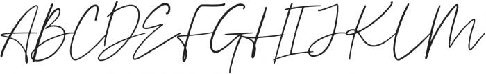 Audrey Italic otf (400) Font UPPERCASE