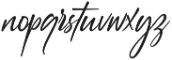 Augustinne otf (400) Font LOWERCASE
