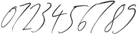 Augusto Regular ttf (400) Font OTHER CHARS