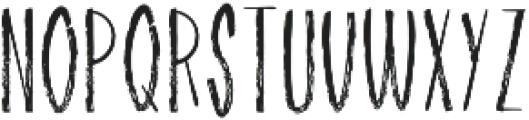 Aura Regular Regular otf (400) Font UPPERCASE