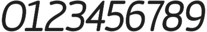 Auro Regular Italic otf (400) Font OTHER CHARS