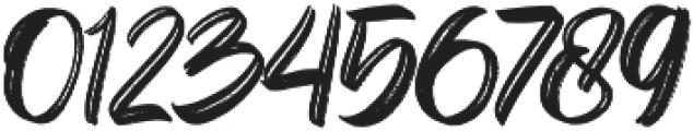 Austellia otf (400) Font OTHER CHARS