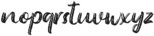 Austellia otf (400) Font LOWERCASE