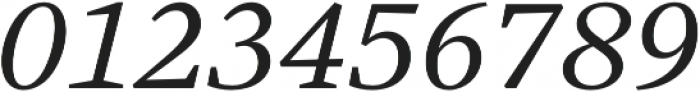 Austera Text otf (400) Font OTHER CHARS