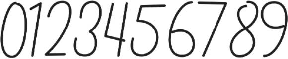 Austic Regular otf (400) Font OTHER CHARS