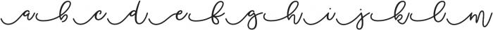Austic Regular otf (400) Font UPPERCASE