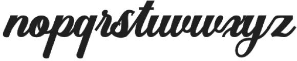 Austine Script Regular otf (400) Font LOWERCASE