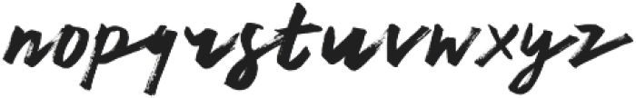 Authen  otf (400) Font LOWERCASE