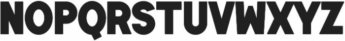 Authentico Regular ttf (400) Font LOWERCASE