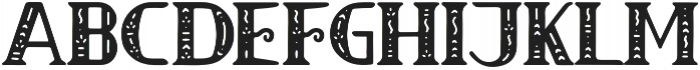Author Junior otf (400) Font UPPERCASE