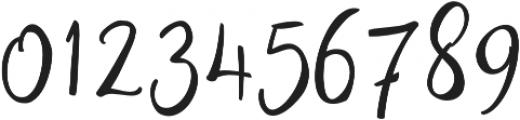 Author Regular otf (400) Font OTHER CHARS
