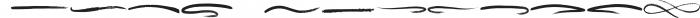 Authority-Swash Regular otf (400) Font UPPERCASE