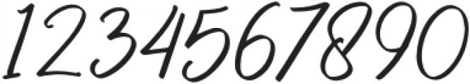 AuthorizedSignature-Regular otf (400) Font OTHER CHARS