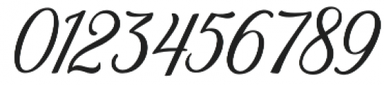 Autogate Regular otf (400) Font OTHER CHARS