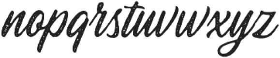 Autogate Stamp otf (400) Font LOWERCASE