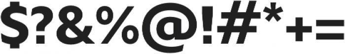 Autor ExtraBold otf (700) Font OTHER CHARS